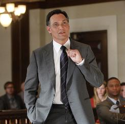 Jimmy Smits' new legal drama, Outlaw, has been canned by NBC after three airings. The remaining shows will air on Saturdays at 8 p.m. ET/PT through mid-November before the show goes off the air for good