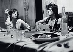 The Rolling Stones shed light on the recording process for Exile on Main Street and their subsequent tour in Stones in Exile and Ladies and Gentlemen ... The Rolling Stones.