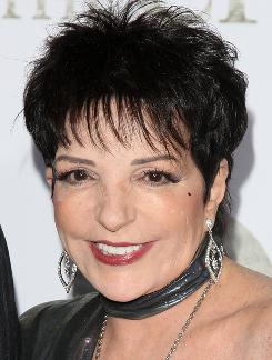 Liza  Minnelli's doctor has ordered her to cancel seven upcoming performances because she has bronchial pneumonia.