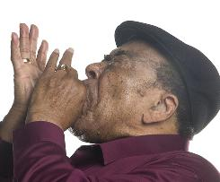 James Cotton has released a new album, Giant.