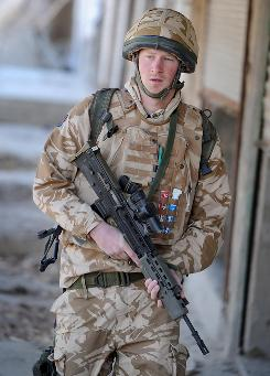 The head of the British military wants the Channel FourTV network to shelve a drama exploring what would have happened if Prince Harry had been kidnapped during his tour in Afghanistan. The Taking of Prince Harry is scheduled to run on Thursday.