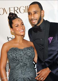 Four days after she and husband Swizz Beatz welcomed son Egypt, Alicia Keys received four Soul Train Awards nominations.