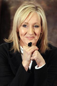 J.K. Rowling is the first author to receive Denmark's Hans Christian Andersen Literature Prize,  intended for writers who can be compared with the fairy tale creator.