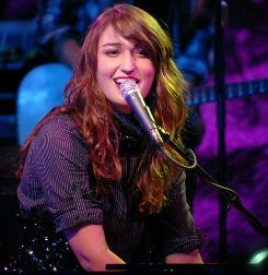 Sara Bareilles has played for world leaders at the G-20 summit in 2009 and during the First Family's 2010 Easter Egg Roll.