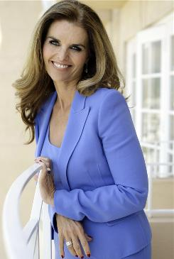 Maria Shriver is gearing up for the annual Women's Conference, which begins Sunday.