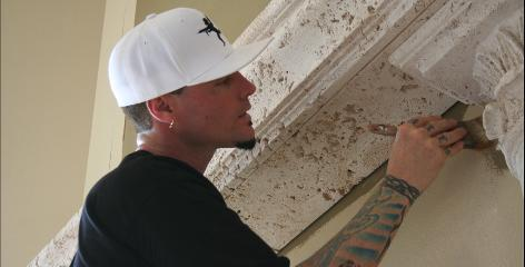 Vanilla Ice: The rapper is revealed as a skilled home renovator on the DIY Network's Vanilla Ice Project.
