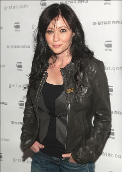 Shannen Doherty's book, Badass: A Hard-Earned Guide to Living Life with Style and (the Right) Attitude, is out Nov. 2.