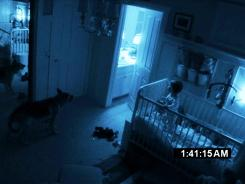 Paranormal Activity 2 was a hit with critics and moviegoers alike this weekend.