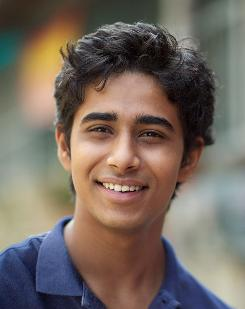The Pi guy: Suraj Sharma, 17, an unknown Indian high school student, has the starring role in Life of Pi.