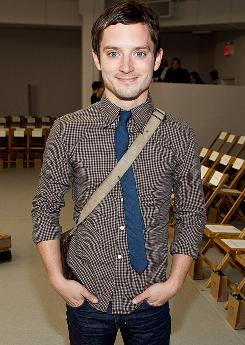 Elijah Wood has starred in the Lord of the Rings trilogy, Eternal Sunshine of the Spotless Mind and The Ice Storm.
