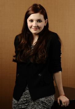 Abigail Breslin stars as a 13-year-old musician who meets her dad for the first time in Janie Jones.