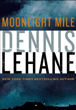 In Moonlight Mile, private detectives Patrick Kenzie and Angie Gennaro look for a missing girl.