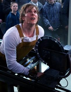Saw 3D, with Jon Cor, was No. 1 at the Halloween box office this weekend, taking in $24.2 million.