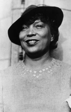 Author Zora Neale Hurston, who died in 1960, is reinvented as a young detective in the novel Zora and Me.