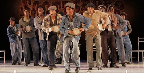 Dancing away oppression: The Scottsboro Boys is the last play from John Kander and Fred Ebb.