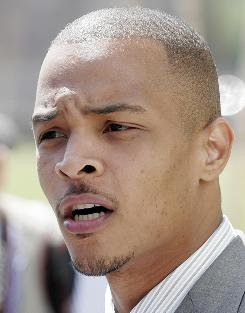 T.I. reported back to federal prison in Arkansas, where he's been sentenced to serve another 11 months after violating his probation in a drug arrest.
