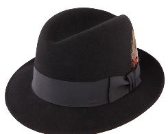 Selby stringy fedora, $139 at Stetson.com