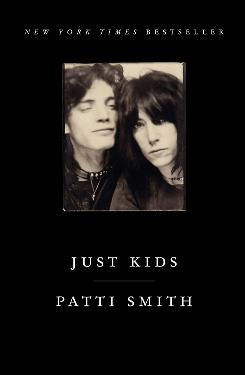 Rocker Patti Smith's memoir looks back at her youthful friendship with photographer Robert Mapplethorpe.