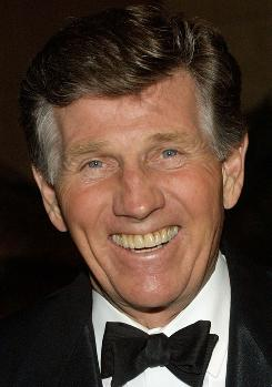 Gary Collins, 71, hosted the talk show Hour Magazine in the 1980s.