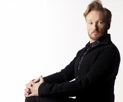 Conan O'Brien will return to talk-show-host duties Monday when his new show premieres on TBS.