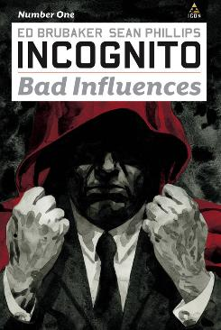 The first issue of Incognito.
