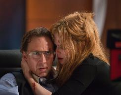 Trespass features Nicolas Cage and Nicole Kidman as a married couple who are taken hostage in their home. They shot the film in Shreveport, La.