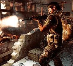 """Epic adventure"": Call of Duty: Black Ops is set during the Cold War, a franchise first, in Cuba, Russia and Vietnam."