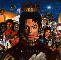 Michael, the posthumous album of Michael Jackson music, is due in stores Dec. 14. The first single, Breaking News, is now available.