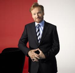 TV host Conan O'Brien's new talk show debuted last night.