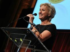 Tina Brown will serve as editor-in-chief of both her Daily Beast website and Newsweek magazine.