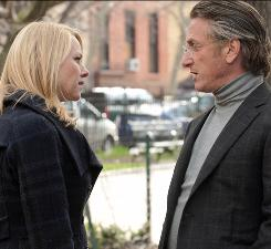 Naomi Watts stars as Valerie Plame, who says she was exposed as a CIA operative by the Bush administration. Sean Penn plays Joe Wilson, her husband and former ambassador.