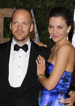 Peter Sarsgaard andMaggie Gyllenhaal  are married and have one kid together.