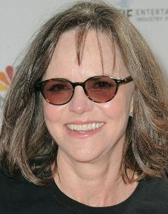 """I didn't feel like a fit in at all,"" Sally Field recalled of her high school tenure."
