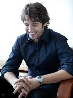 "Enlightened: Josh Groban and producer Rick Rubin went out of their ""comfort zones"" for Groban's first album since 2007. Groban recently moved from L.A. to New York."