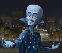 Will Ferrell voices the title character in Megamind, which has racked up $89.8 million in 10 days.