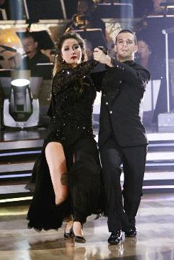 Bristol Palin and Mark Ballas are at the center of the voting controversies surrounding this season of Dancing With the Stars.