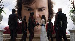 In the most recent update of Gulliver's Travels, the protagonist (Jack Black) is a modern-day New York would-be travel writer who gets lost in the Bermuda Triangle and encounters Lilliput in 3-D,-of course. The film opens Dec. 22.