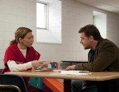 Jailbreak: Elizabeth Banks and Russell Crowe are husband and wife pushed to desperate measures in The Next Three Days.