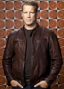 """The great thing about an action show like Human Target? """"An awful lot is revealed about who a character is based on what he does,"""" says Valley."""