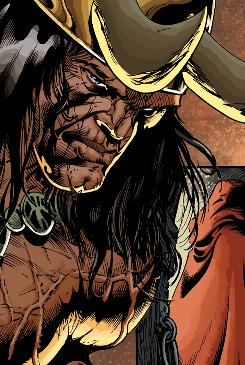 Conan the Barbarian: He returns to his comic book roots in Kiss of the Undead.