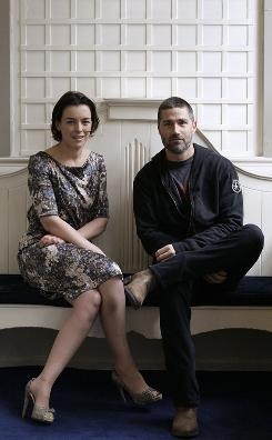 Matthew Fox and British actress Olivia Williams wil star in the new play In a Forest, Dark and Deep at the Vaudeville Theatre in London beginning in March.
