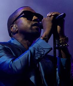 Revelatory recording: My Beautiful Dark Twisted Fantasy is Kanye West at his best.
