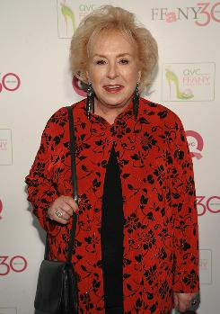 "Everybody Loves Raymond star Doris Roberts says she has no plans of slowing down any time soon. ""When I'm dead, I'll retire,"" she quips."