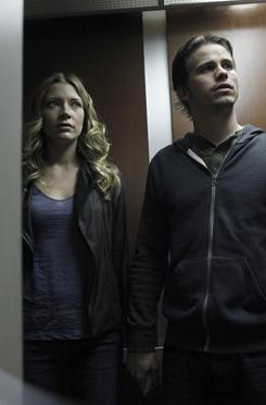 The Event: The story of Sean (Jason Ritter) and Leila (Sarah Roemer), who are searching for Leila's kidnapped sister, will move more to the forefront on Monday's episode, the last before the show's winter hiatus.