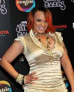 R&B star Faith Evans was arrested in August at a DUI checkpoint in Marina del Ray, Calif.