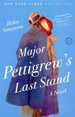 Helen Simonson's charming debut novel tells the story of  the  romance between the English widower Pettigrew and his neighbor, Jasmine Ali.