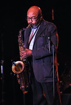 Saxophonist James Moody, who wrote the jazz standard Moody's Mood for Love and who recorded more than 50 albums during his long career, died Thursday. He was 85.