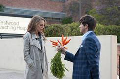 Natalie Portman and Ashton Kutcher star in No Strings Attached, a romantic comedy due in January.