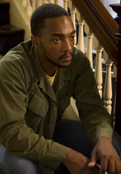 Night Catches Us, Anthony Mackie's film about the Black Panthers in the '70s, is out now.