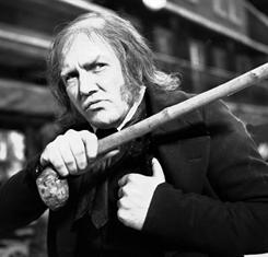 Bah humbug! Albert Finney stars as the title character in the 1970 musical Scrooge.